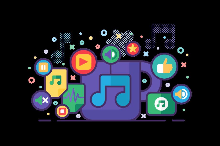 Banner Somplay - Soluções em áudiomarketing